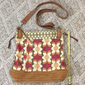 FOSSIL CONVERTIBLE TOTE CROSSBODY